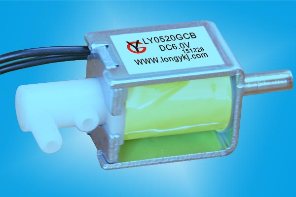 直通电磁阀LY0520GCB