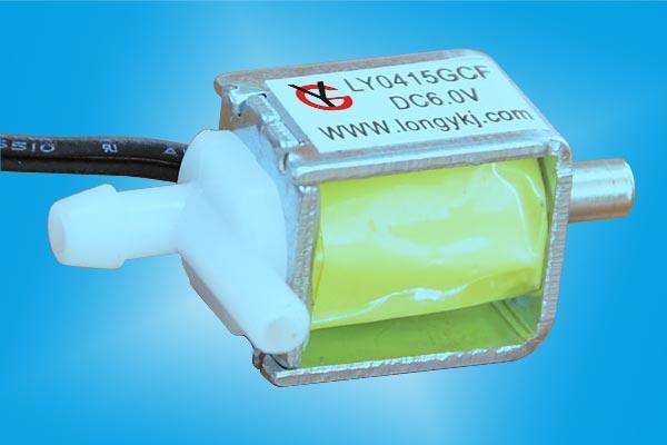 泄漏电磁阀LY0415GCF