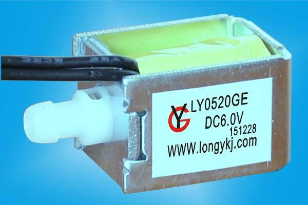 电磁阀门LY0520GE