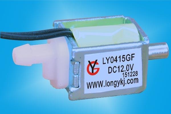 泄气电磁阀LY0415GF