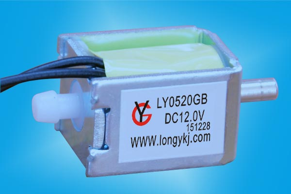 放气电磁阀LY0520GB