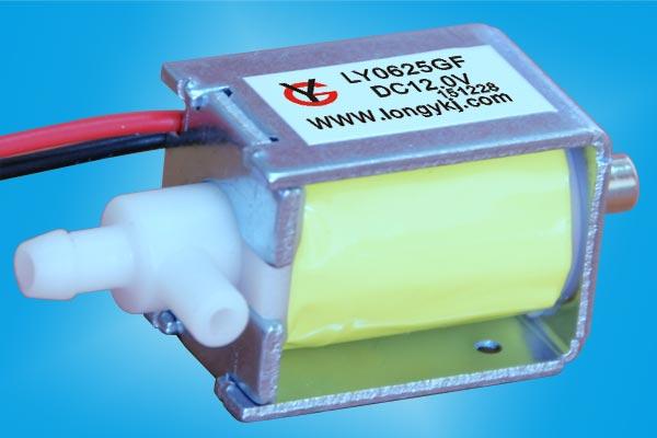 常闭电磁阀LY0625GF