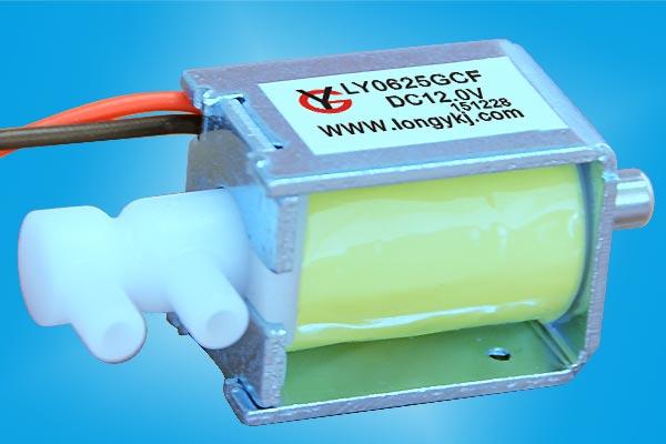 常闭电磁阀LY0625GCF