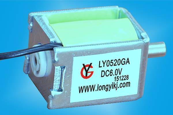泄气电磁阀LY0520GA