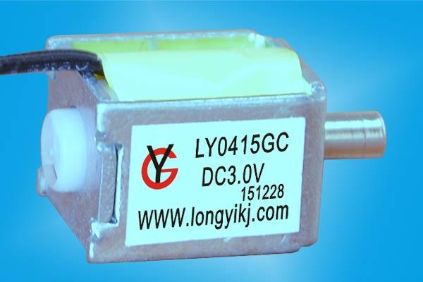 微型常开阀LY0415GC