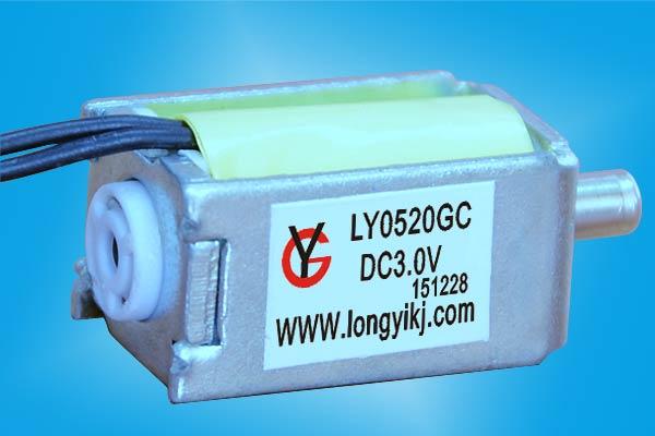 放气电磁阀LY0520GC