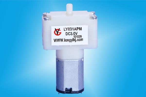 微型充气泵LY031APM